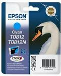 Epson T0812 - Cyan Cartridge