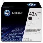 HP LaserJet 42A Black Toner Cartridge