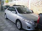 Toyota 2009 Corolla 1.4 Advanced Manual Silver 47566km