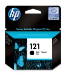 HP No 121 Black Ink Cartridge - 200 pages