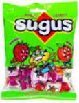 Sugus Assorted Packet 250g (Chewy Sweets)