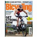 Bicycling Magazine 12 Month Subscription