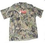 Sniper Short Sleeve Shirt 3-D