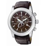 Citizen Eco-Drive Men's Chronograph Stainless Watch #AT0550-11X