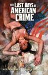 The Last Days of American Crime (Volume 1 TPB)