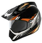 Uvex Non Carbon Orange Helmet