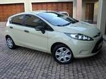 Ford 2010 Fiesta 1.6 Ambiente Manual Spa 74000km