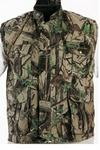 Sniper Fleece Lined Waistcoat 3D S-XL