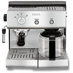 Krups New Combination Coffee Maker
