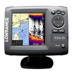 Lowrance 104-001 Elite-5 Fishfinder