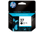 HP C8727AE No.27 Black Ink Cartridge