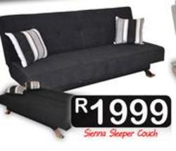 Sienna Sleeper Couch prices PriceCheck Shopping South Africa