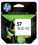 HP No 57 Tricolour Ink Cartridge