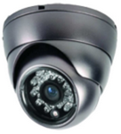 1/3 SONY CCD 420TVL IR Vandal Proof Dome Camera