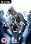 Ubisoft Assassins Creed , PC-DVD - compact retail ...