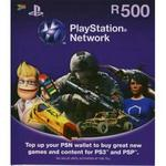 Playstation Network R500 Virtual Card South Africa