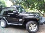 2012 Jeep Wrangler Sahara 3.6 V6 2Dr Auto