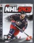NHL 2K9 (PlayStation 3, Blu-ray disc)
