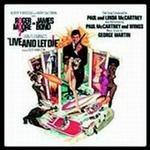 Orginal Motion Picture Soundtrack - Live And Let Die - (EMI Import CD)