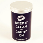 Keep It Clean & Carry On Kit - His & Hers Washbag