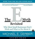 E-Myth Revisited CD : Why Most Small Businesses Don\'t Work and