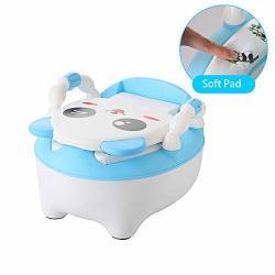 Squeeque Best Quality - Potties - Baby Toilet Cute Cartoon Portable Travel Baby Potty Pee Child Toilet Seat Training Girls Boy Pot Children's Kids Potty