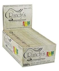 Randy's Roots Wired Organic Hemp Rolling Papers