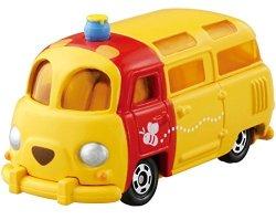 TOMY Company, Ltd Tomica Disney Motors Dm Over 18 Wamun Winnie The Pooh