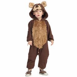 Rg Costumes Bailey Bear Brown tan 3T 4T