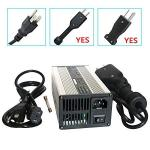 Abakoo New 48V 6A Golf Cart Battery Charger Crows Foot Plug For Star Ez Go Club Car Ds Ezgo Txt Yamaha