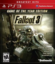 Bethesda Fallout 3: Game Of The Year Edition - Playstation 3