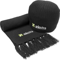 Nebraska Winter Set - Black Only