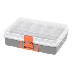 Iris Medium Utility Case 2 Pack Gray