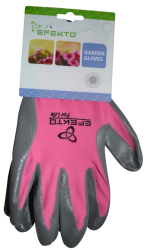 Efekto - Pink Nitrile Gloves - Small