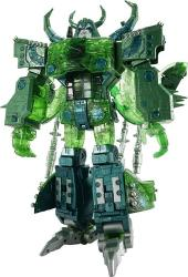Takara Tomy Transformers Tf Angkor Unicron Micron Aggregate Color Japan Import