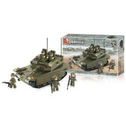 Sluban Army Land Forces II - Merkava Tank