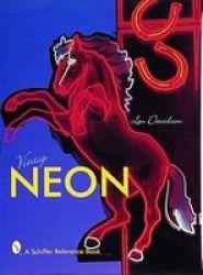 Vintage Neon Hardcover