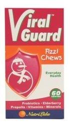 Viral Guard Junior Fizzi Chews 60 Probitic Nutrilida