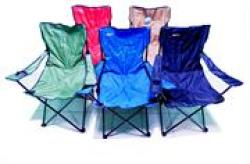 Totally Camping Chair Red Retail Box Out Of Box Failure Warranty.specifications:• Colour S : Red• Material: 600D• Size: 45 W X
