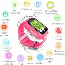 Changsha Hangang Technology Ltd Hangang Kids Gps Tracker Smart Watch With Camera Flashlight Math Game Sos Call Voice Chatting Remote Monitor Anti Lost Kid Smart Watch For Kids