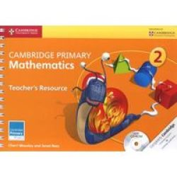 Cambridge Primary Mathematics Stage 2 Teacher's Resource With Cdrom