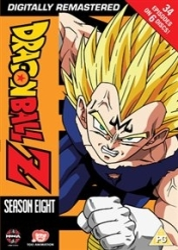 Dragon Ball Z: Complete Season 8 - Import Dvd
