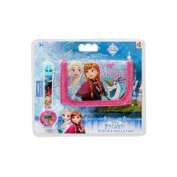 Disney Frozen Watch And Wallet Set