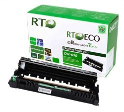 Renewable Toner Rt Compatible Drum Unit DR630 Replacement For Brother DR-630 Drum Cartridge Toner Sold Separately For Brother Laser Printers