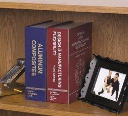 Bunker Hill Locking Large Steel Book Safe