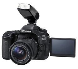 Compact Bounce /& Swivel Flash E-TTL, TTL II TTL III for Canon Powershot SX50 HS
