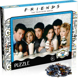 Milkshake 1000 Piece Puzzle