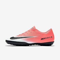 Nike Mercurialx Victory Vi Tf Mens Football Boots 831968 Soccer Cleats Us 8.5 Racer Pink White Black 601