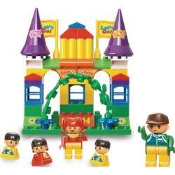 Sluban Amusement Park - Medium Blocks