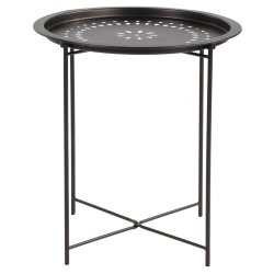 No Brand - Chantilly Bronz Cut Out Table
